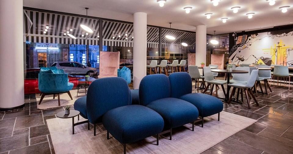 Lobby Area - Muse Hotel Tel Aviv