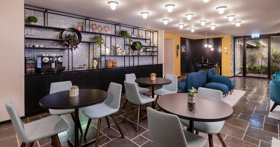 Cafe Bar - Muse Hotel Tel Aviv