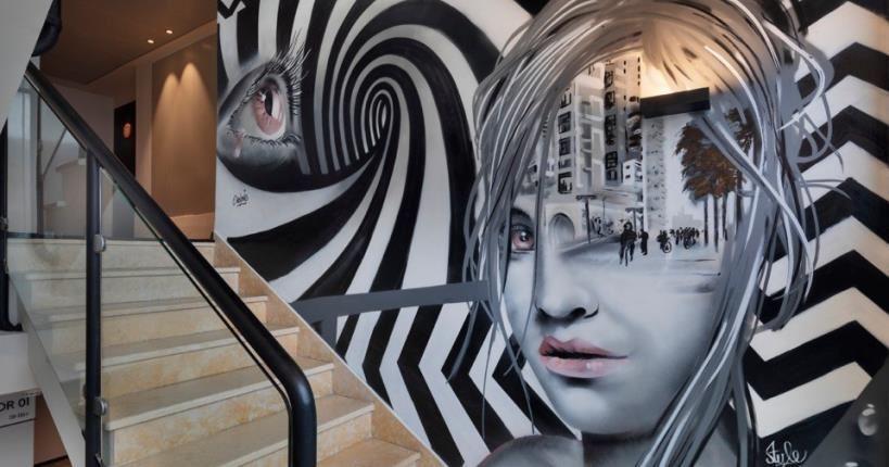 Art & Design - Muse Boutique Hotel Tel Aviv