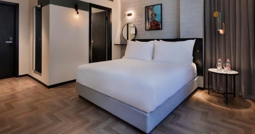 Deluxe Room - Muse Hotel Tel Aviv