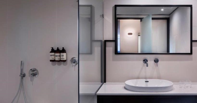 Bathroom - Muse Hotel Tel Aviv